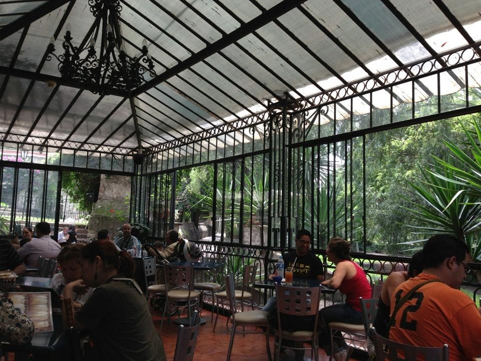 Restaurante museo Dolores Olmedo