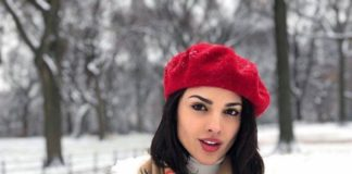 Eiza González en Bloodshot