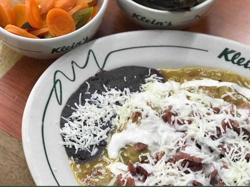 Enchiladas CDMX