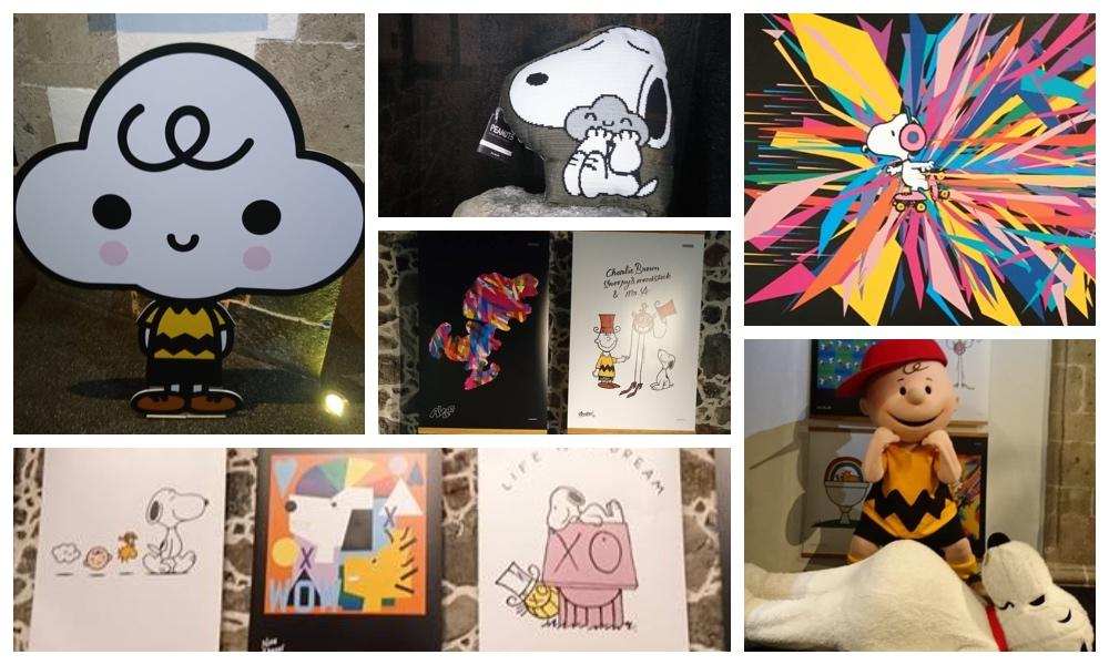 Snoopy y sus amigos llegan a la CDMX