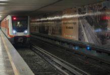 Fallas en el wifi del Metro