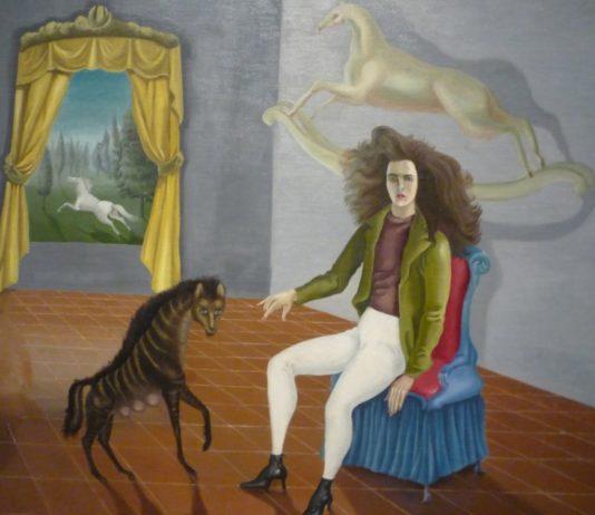 gif animados de Leonora Carrington