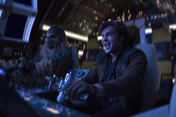 reacciones a Han Solo: Una historia de Star Wars