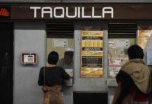 Metro a tres pesos