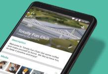 nuevas funciones en grupos de WhatsApp