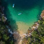 Olvídate de todo y descansa en la playa más pequeña de México