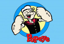 Popeye en YouTube