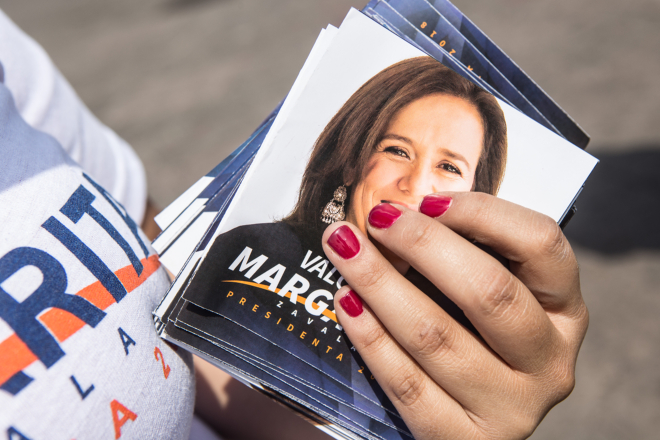 renuncia de Margarita Zavala