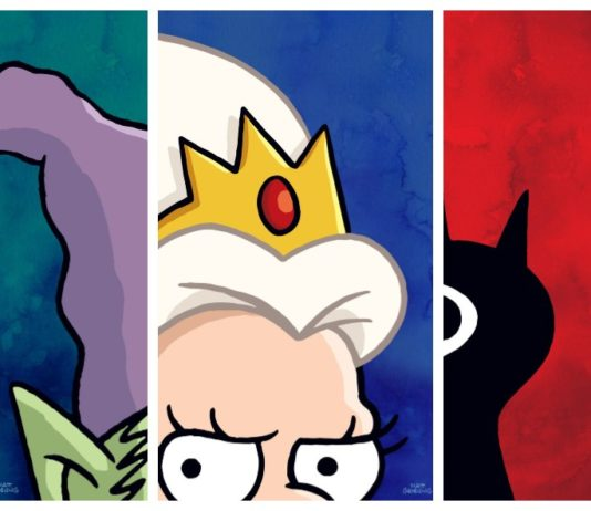 serie de Matt Groening en Netflix