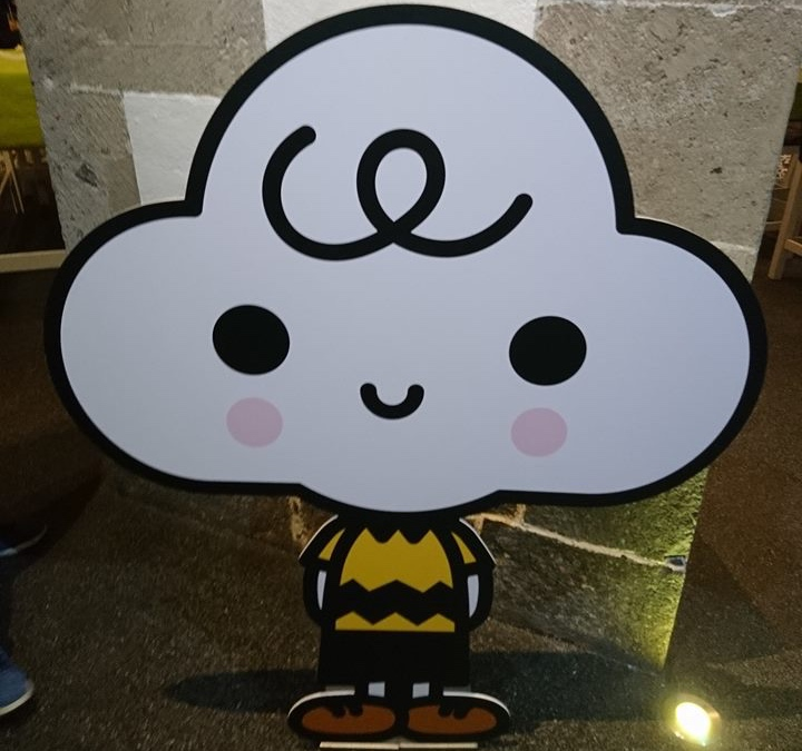 Llegan Snoopy y Charlie Brown a la CDMX