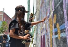 Festival de arte urbano del MUJAM