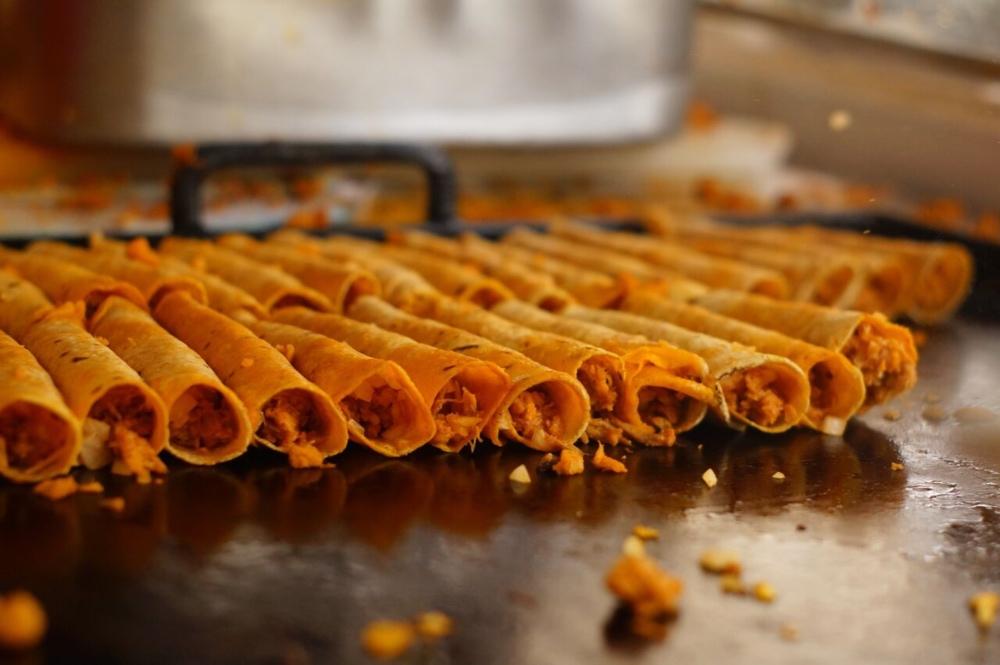 tacos de cochinita del Fray Nano
