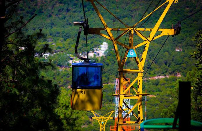 teleféricos en México
