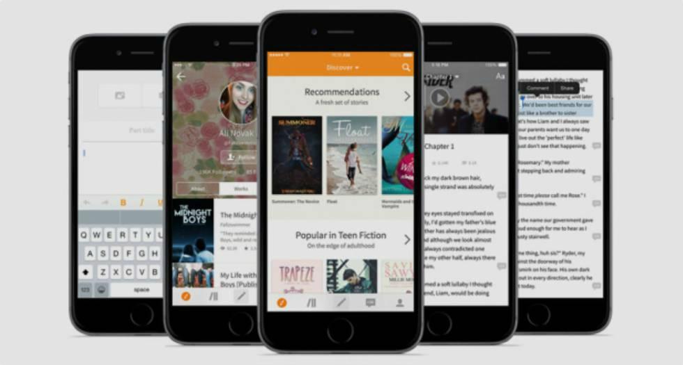 Apps para leer libros gratis que no pueden faltar en tu