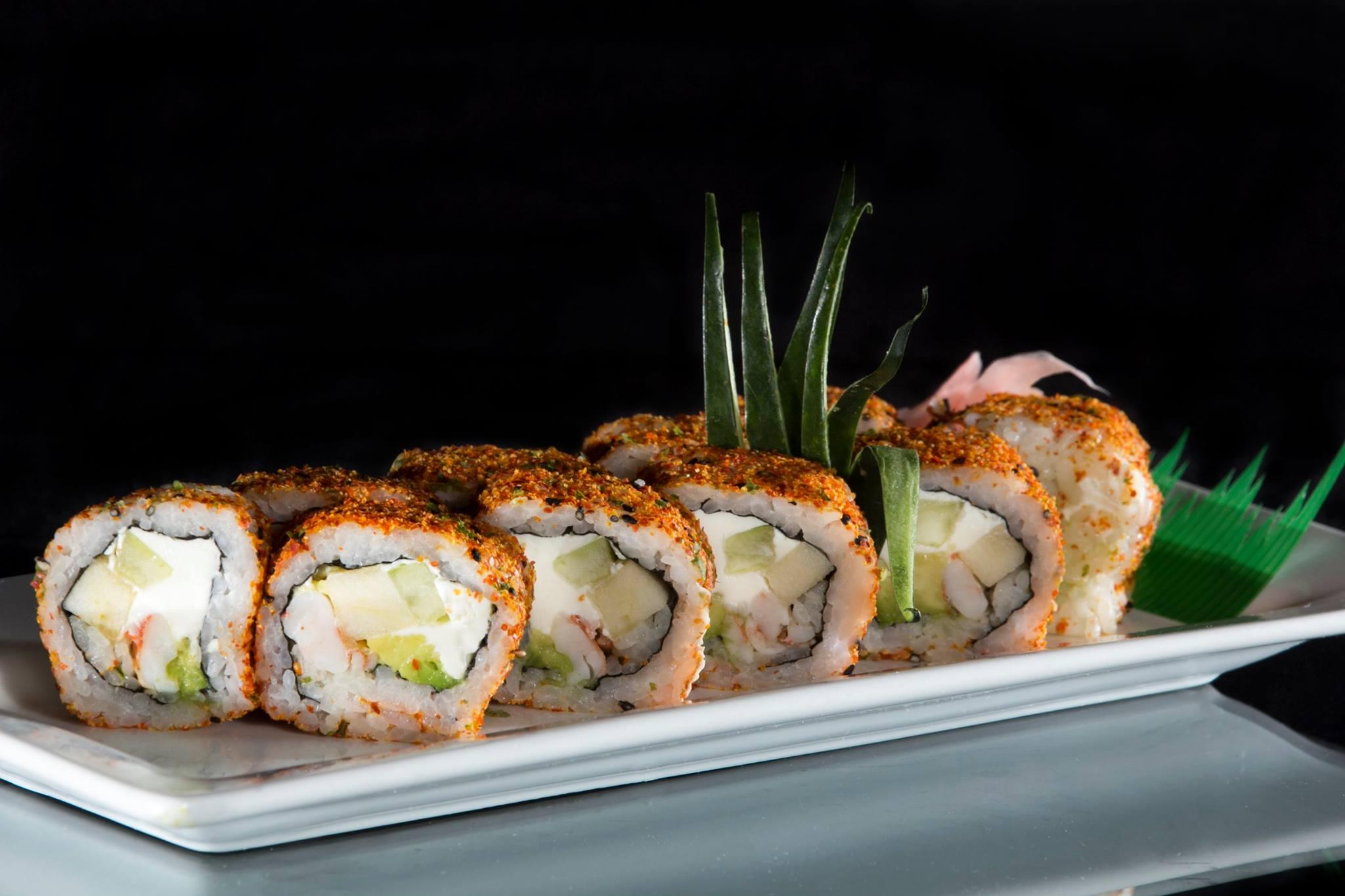 Sensei Sushi Roll