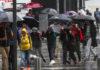 lluvias fuertes para este 7 de agosto