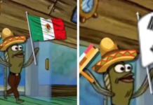 memes del México-suecia
