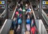 usuario detenido en el metro