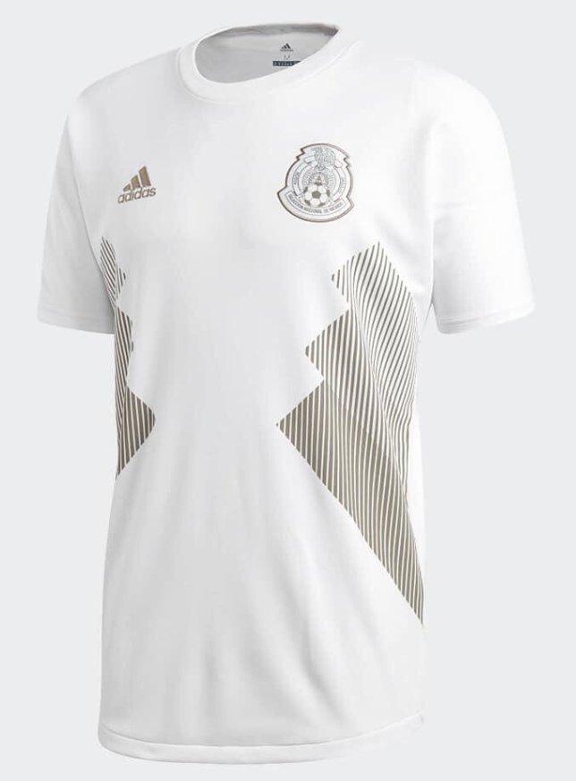 Habrá nueva playera de la Selección si México llega al quinto partido  4011c7aab9f27
