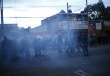balacera en avenida Tláhuac