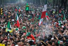 Selección Mexicana en el Mundial