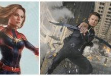 Capitana Marvel en Avengers 4