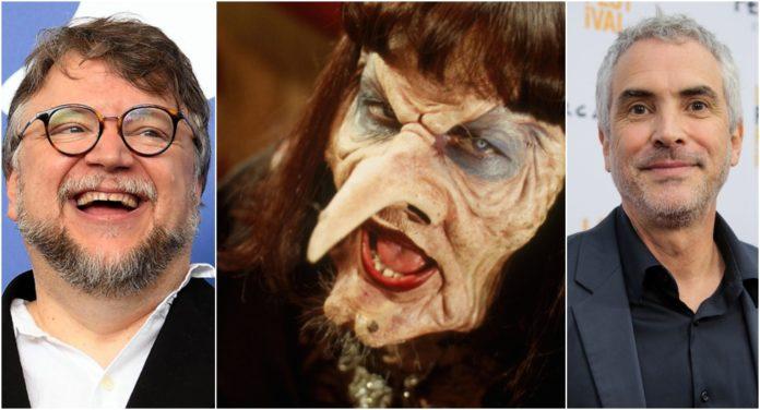 Del Toro y Cuarón producirán remake de Las Brujas