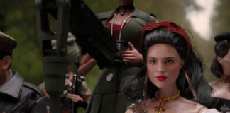Eiza González en Welcome to Marwen