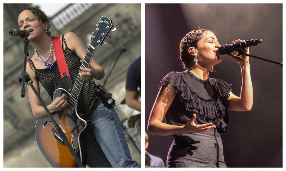 18 años de evolución: los cambios de Natalia Lafourcade