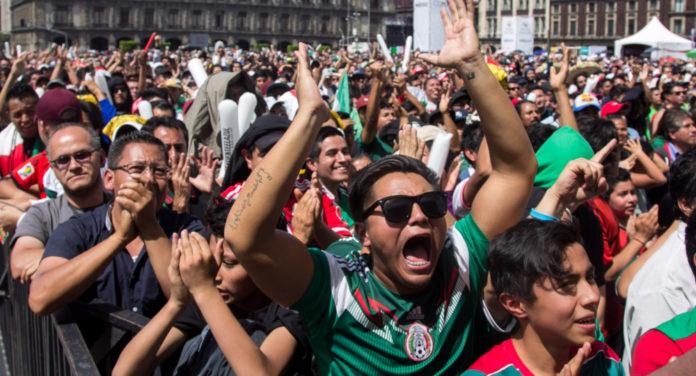 FIFA multa a México