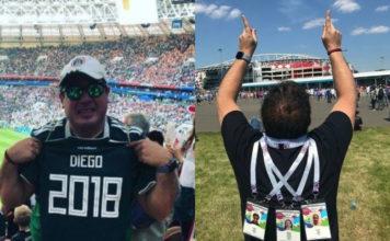 Mexicano viaja para rendirle homenaje en Rusia a su familia fallecida