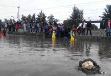 puntos con más riesgo de inundaciones en la cdmx