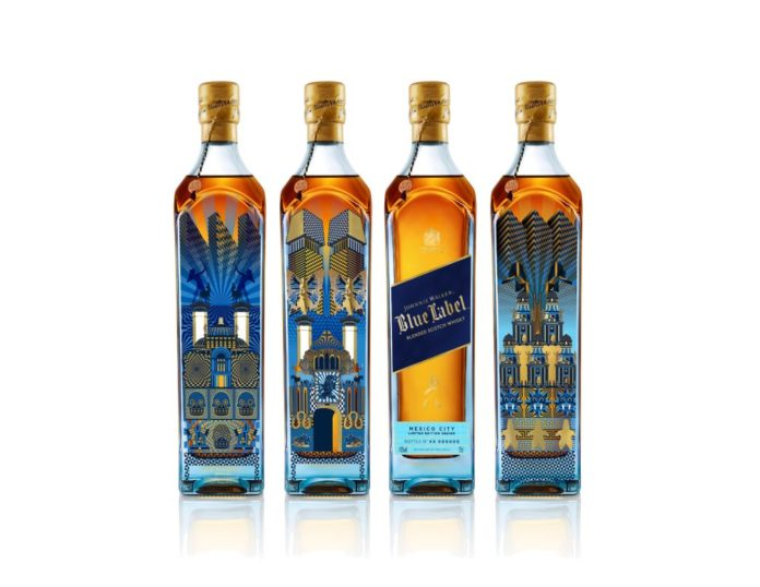 Johnnie Walker Blue Label Cities Edition