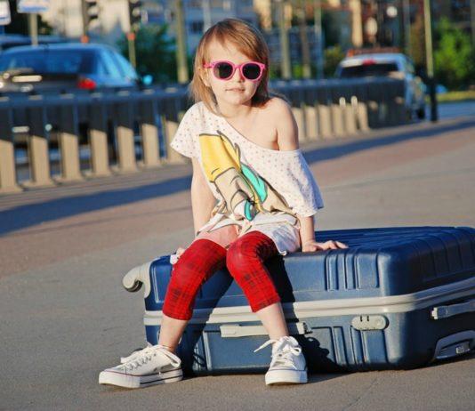 turistear con niños