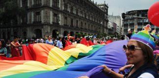 marcha del orgullo lgbt 2018 en la cdmx