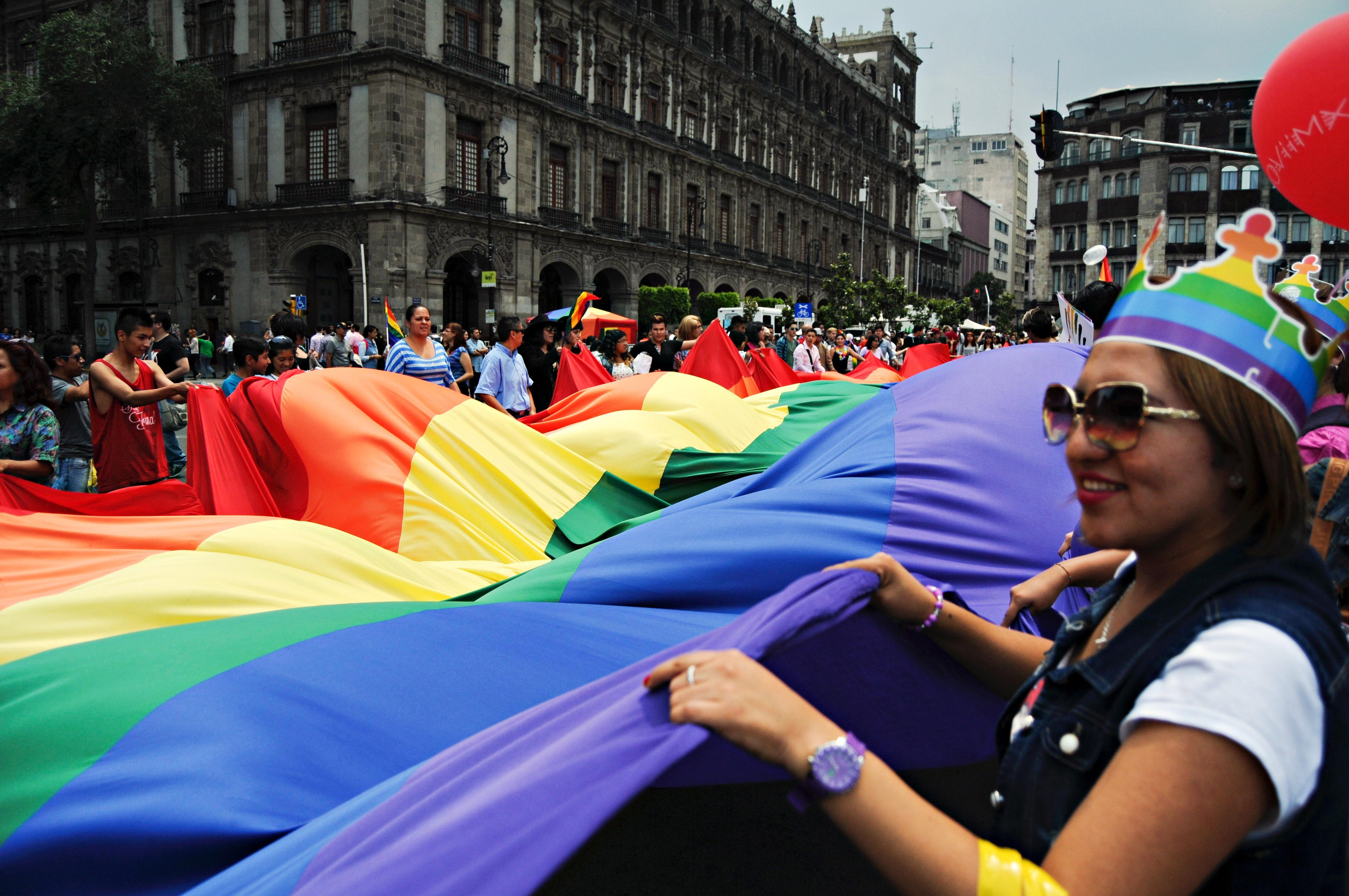 primera marcha orgullo gay