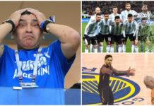 Memes de argentina vs croacia