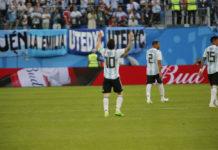 memes de la clasificación de Argentina