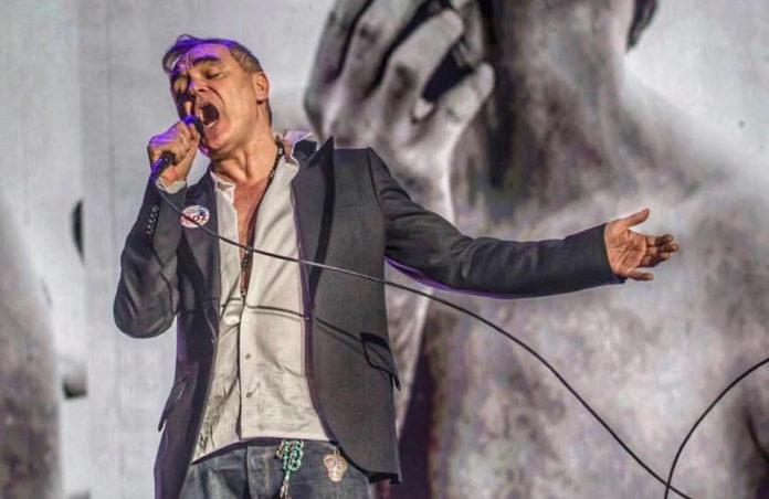 Morrissey en el Auditorio Nacional