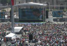Podrás ver 30 partidos del mundial en el Zócalo de la CDMX