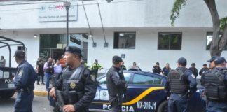 narco en la CDMX