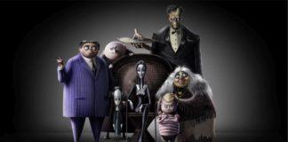 nueva película de Los locos Addams