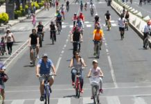 Visita tres museos chilangos en este paseo en bicicleta por la CDMX