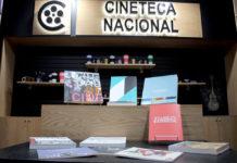 remate de libros de la Cineteca