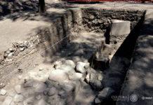 restos prehispánicos en chapultepec