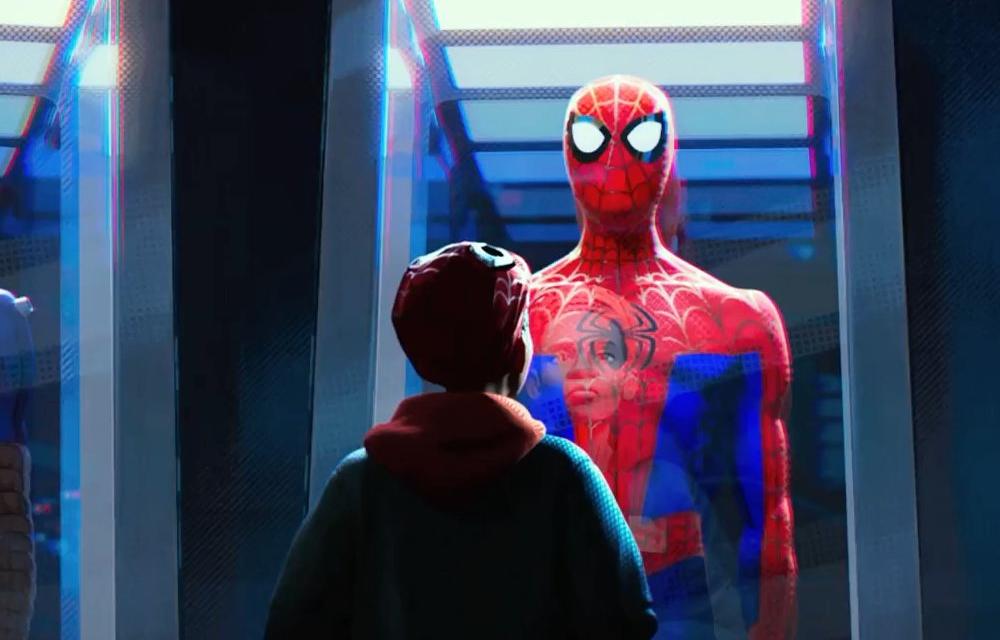 Tráiler de 'Spider-Man: Un Nuevo Universo' clona Hombres-Araña