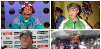 técnico de la selección mexicana