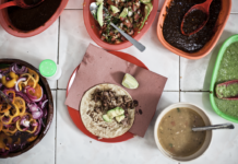 24 horas de comida en la Ciudad de México
