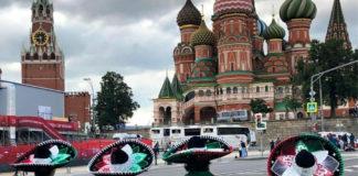 videos de mexicanos en Rusia