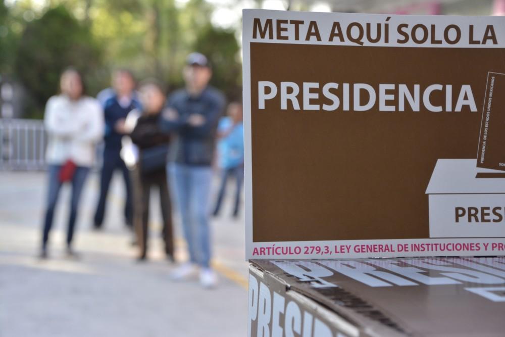 jornada electoral 2018